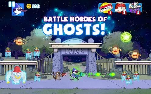 Capture d'écran Ghost Toasters – Regular Show