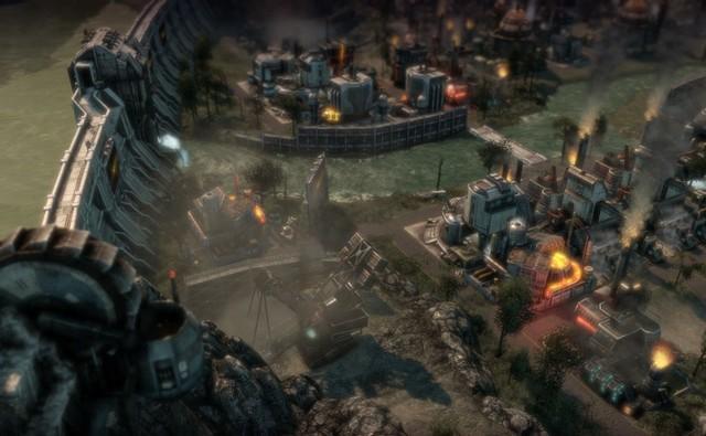 Capture d'écran Anno 2070