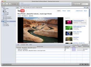 Capture d'écran FLV Player for Mac