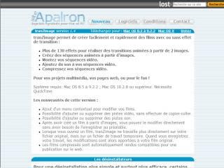 Capture d'écran MailiGram Carbon
