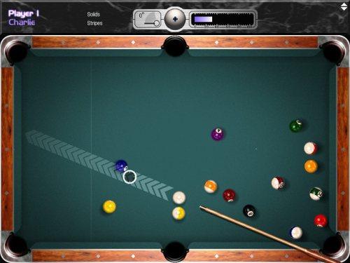 Capture d'écran 8 Ball Frenzy