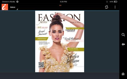 Capture d'écran All Magazines
