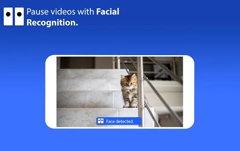 Capture d'écran Face Pause Android