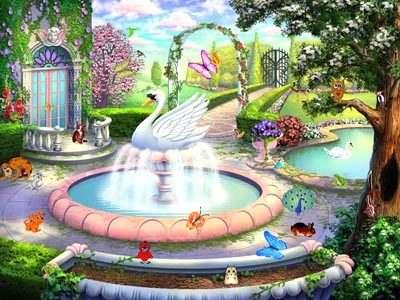 Capture d'écran Flowers and Butterflies