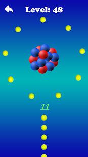 Capture d'écran Aa atomique