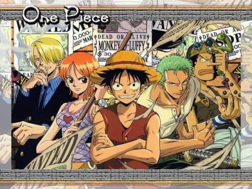 Capture d'écran One Piece Shots Screensaver
