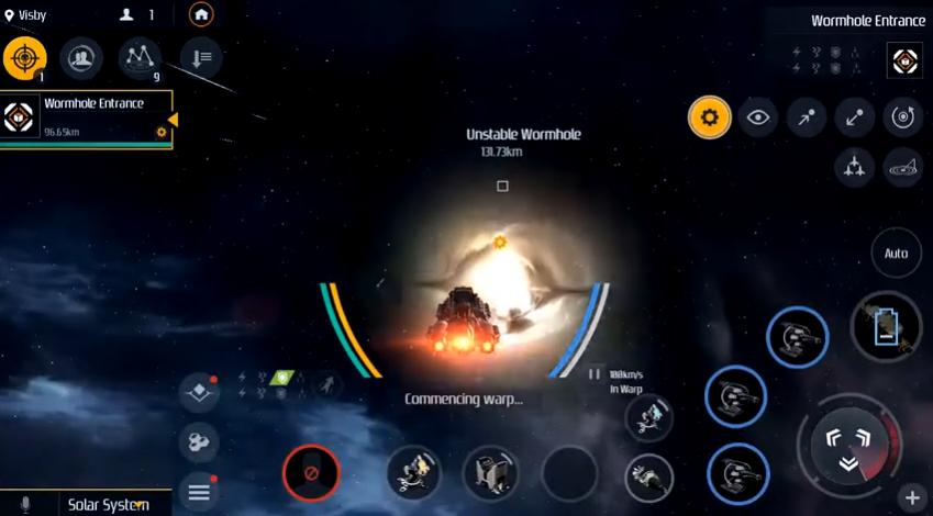 Capture d'écran Second Galaxy Android