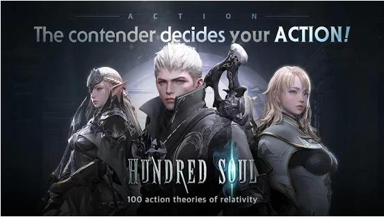 Capture d'écran Hundred Soul IOS