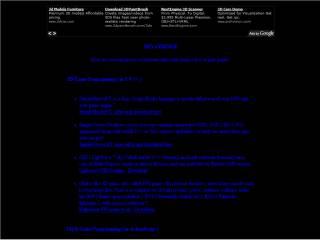 Capture d'écran ULTRANIUM 3D