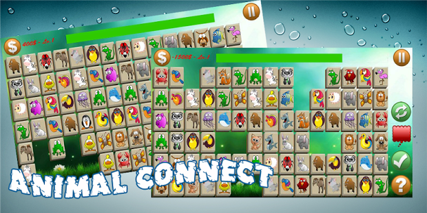 Capture d'écran Picachu Animal Connect