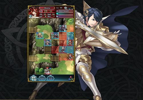 Capture d'écran Fire Emblem Heroes Android
