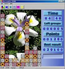 Capture d'écran Clickris
