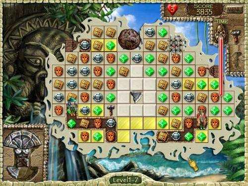 Capture d'écran El Dorado Quest