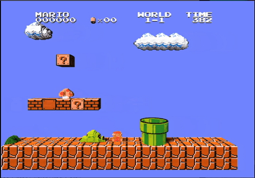 Capture d'écran 3DNes