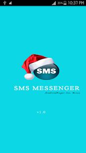 Capture d'écran Free sms messenger