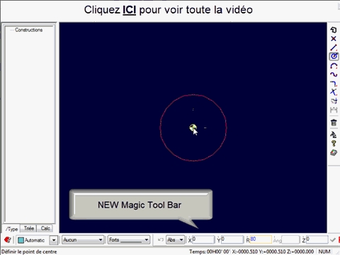 Capture d'écran e-NC