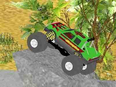 Capture d'écran Mountain Car