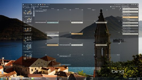 Capture d'écran VueMinder Lite USB