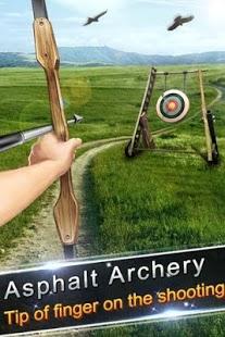 Capture d'écran Archer Saga
