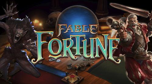 Capture d'écran Fable Fortune