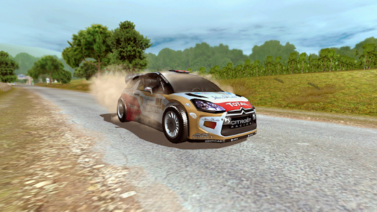 Capture d'écran WRC The Official Game
