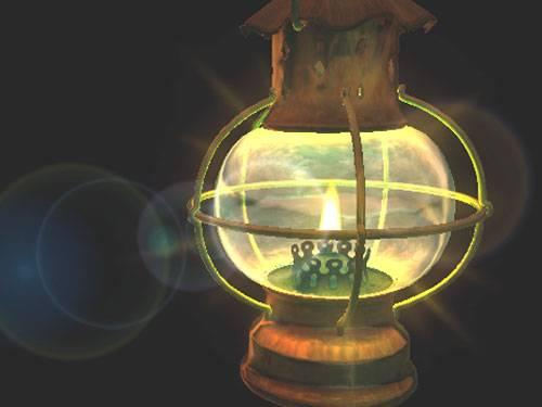 Capture d'écran Lantern 3D Screensaver