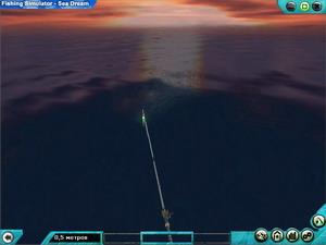 Capture d'écran Fishing Simulator 2 – Sea Dream