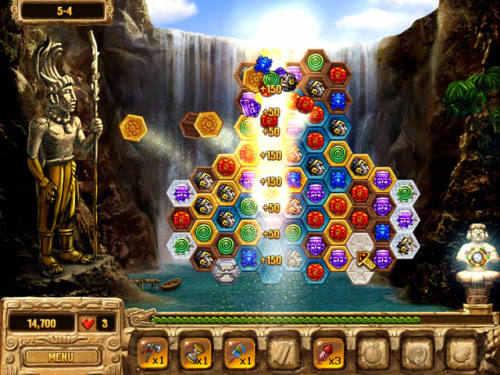 Capture d'écran Lost Treasures Of El Dorado