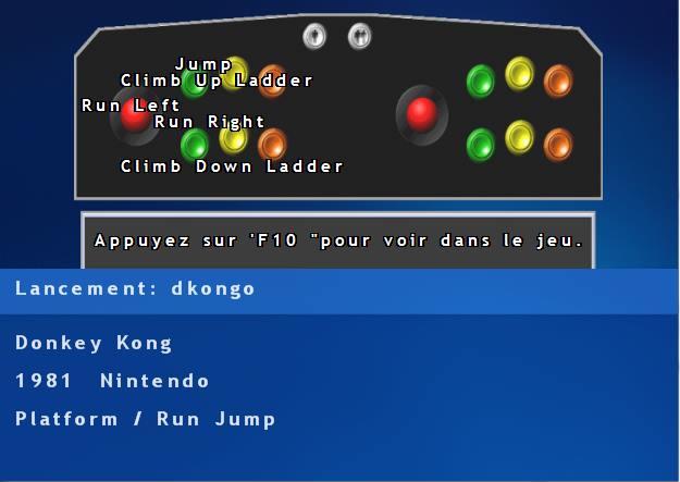 Capture d'écran Game Ex