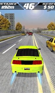 Capture d'écran FATAL Driver GT