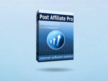 Capture d'écran Post Affiliate Pro