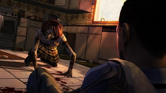 Capture d'écran The Walking Dead : Season One Android