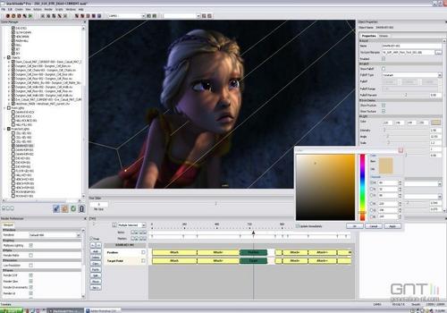 Capture d'écran MachStudio Pro 2