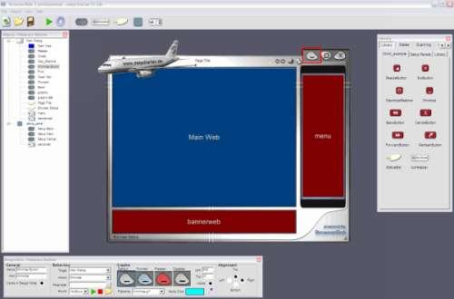 Capture d'écran BrowserBob Professional