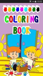 Capture d'écran Coloring Book. Games for Kids