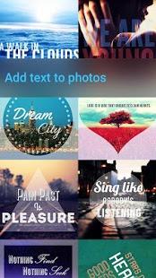 Capture d'écran Font Studio – Cool Texts Image
