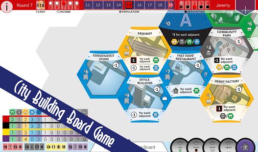 Capture d'écran SUBURBIA City Building Game