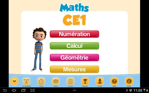 Capture d'écran ExoNathan Maths CE1