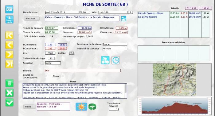Capture d'écran Velog Mac
