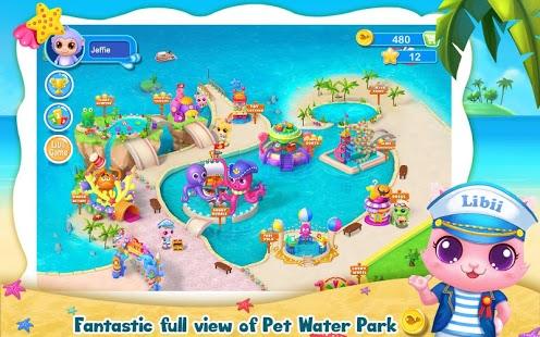 Capture d'écran Pet Waterpark