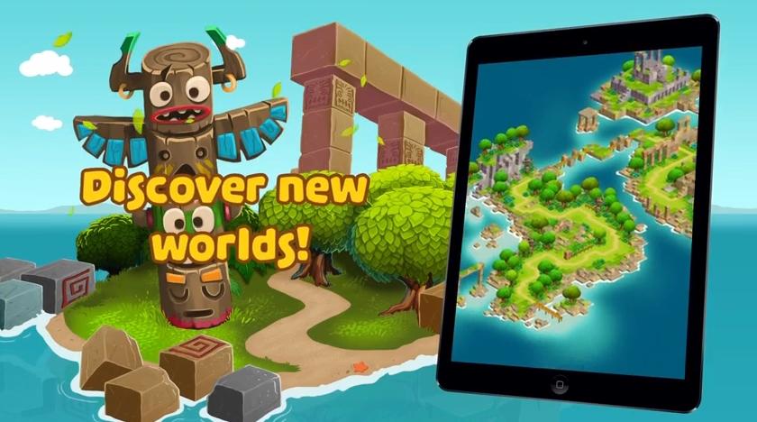 Capture d'écran Ruzzle Adventure Android