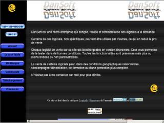 Capture d'écran WinBanque
