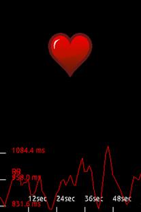 Capture d'écran Cohérence cardiaque