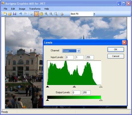Capture d'écran Aurigma Graphics Mill for .NET