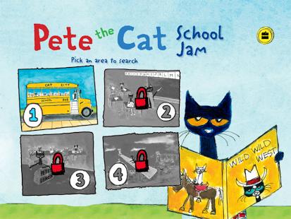 Capture d'écran Pete the Cat: School Jam