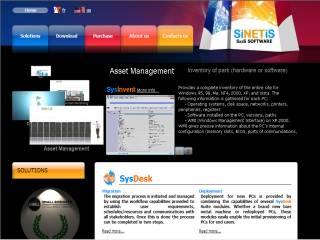 Capture d'écran SyScript