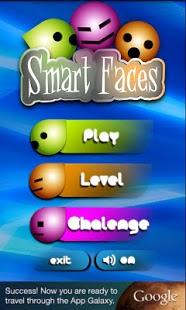 Capture d'écran Smart Faces