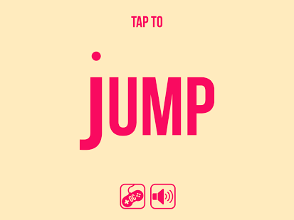 Capture d'écran Jump