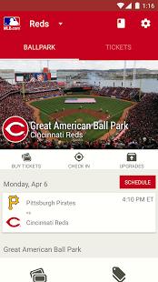 Capture d'écran MLB.com Ballpark
