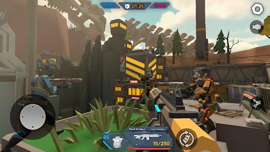 Capture d'écran Call of guns Android
